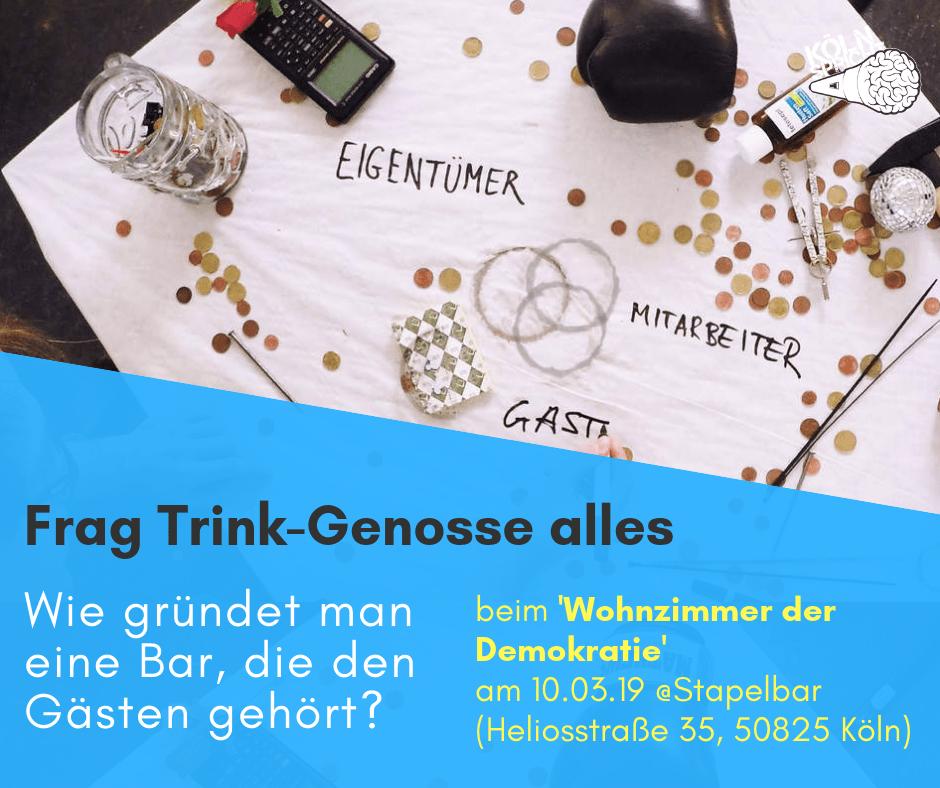 T-G- bei Köln spricht