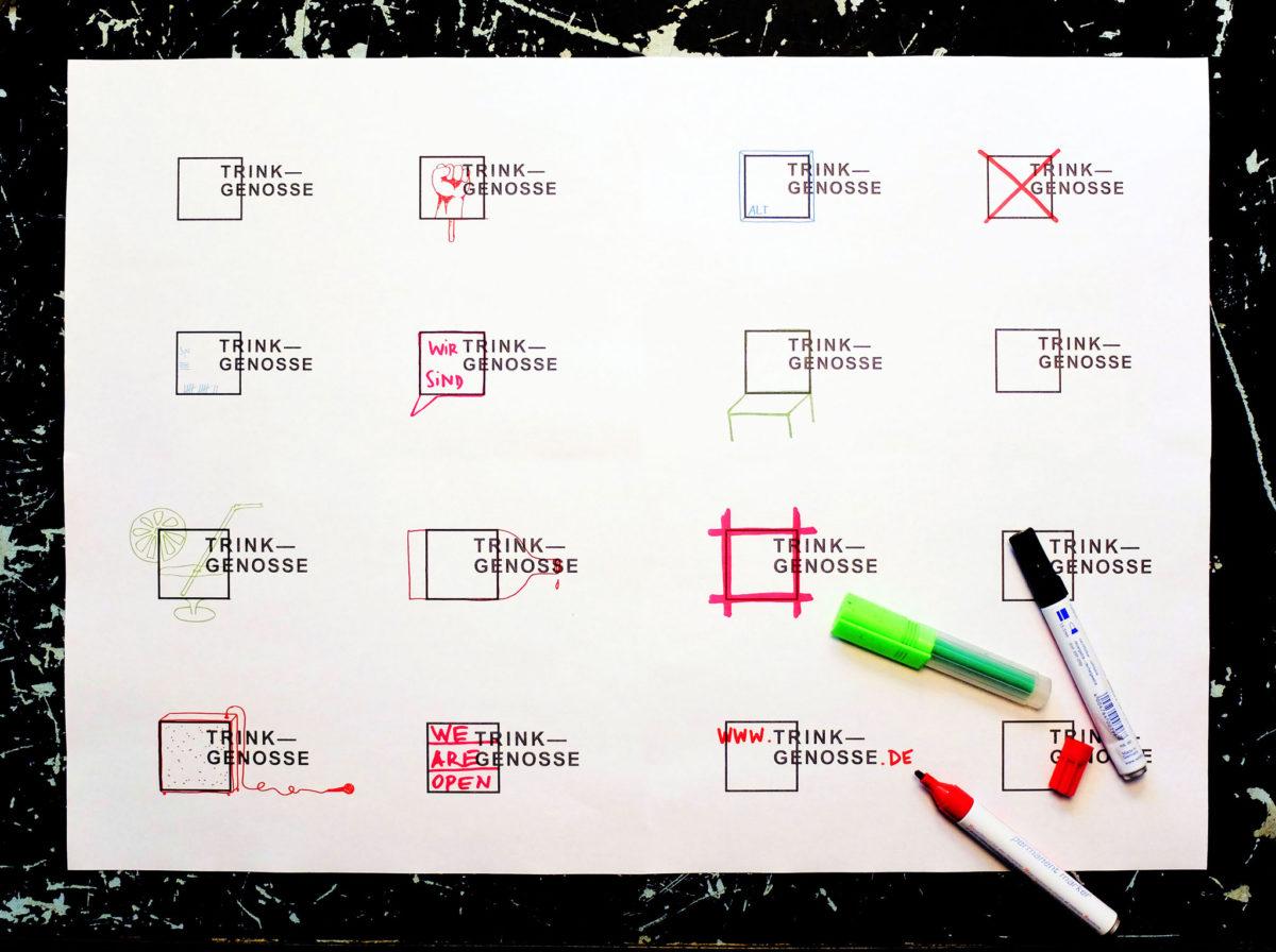 Pressemitteilung #7: TRINK—GENOSSE: Kölner Kneipenprojekt gründet sich als Genossenschaft