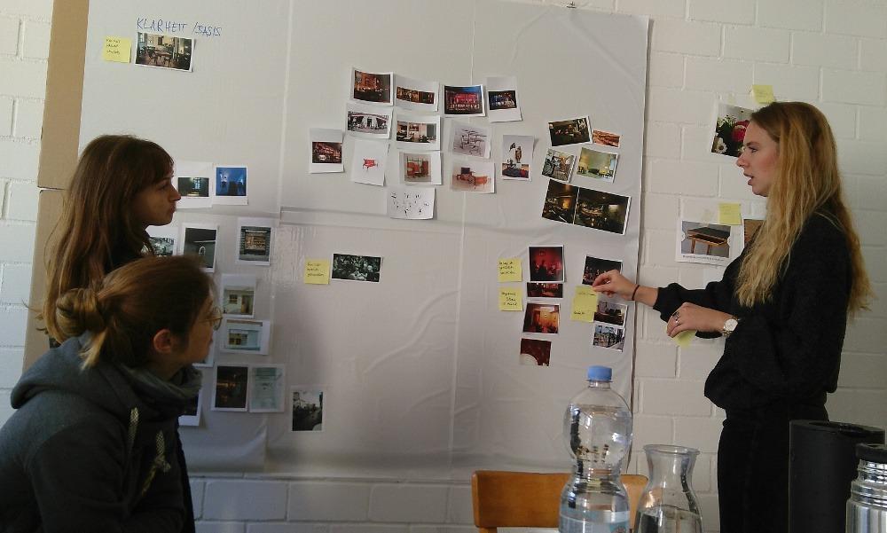 Workshop AG Bargestaltung