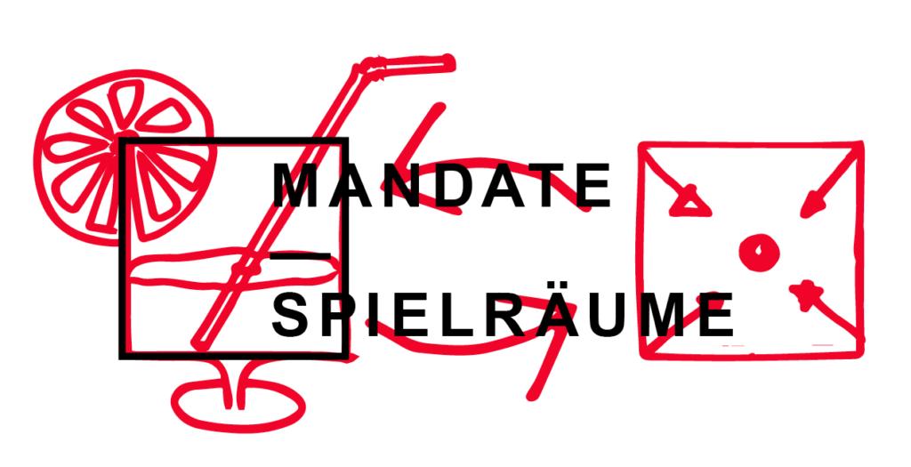 Mandate-Spielräume