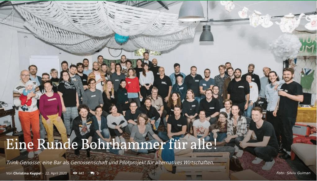 Bohrhammer für alle