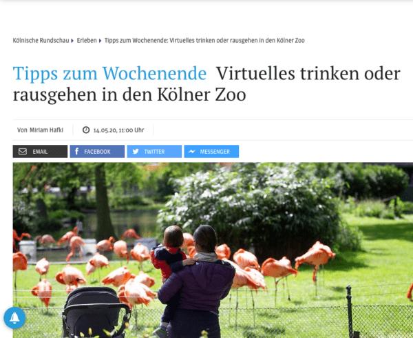 Tipp Kölnische Rundschau