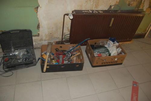 Baustellen-Organisation